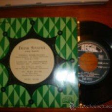 Discos de vinilo: FRANK SINATRA TIEMPO BORRASCOSO, SEML 34.O56 EN RARO. Lote 32072759