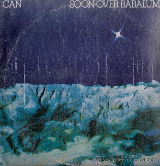 CAN - SOON OVER BABALUMA (LP) EDIC. ESPAÑOLA DE 1975 - VG++/VG++ (Música - Discos - LP Vinilo - Pop - Rock - Extranjero de los 70)