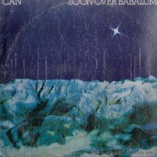 Discos de vinilo: CAN - SOON OVER BABALUMA (LP) EDIC. ESPAÑOLA DE 1975 - VG++/VG++. Lote 32087121