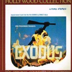 Discos de vinilo: EXODUS - THE ORIGINAL SOUNDTRACK RECORDING - LP . Lote 32098804