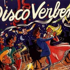 Discos de vinilo: ORQUESTA LA GRAN DECADA ··· DISCO VERBENA - (LP 33 RPM). Lote 32090842