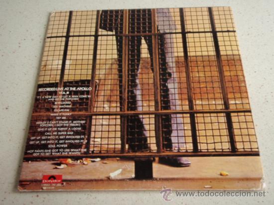 Discos de vinilo: JAMES BROWN ( REVOLUTION OF THE MIND ) DOBLE LP33 NEW YORK-USA POLYDOR - Foto 3 - 32091517