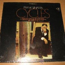 Discos de vinilo: LP FRANK SINATRA CYCLES .REPRISE 1027 USA 1968 - PRECINTADO. Lote 32099097