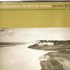 Discos de vinilo: DOBLE LP EN CAJA: ALAN MILLS : CANADA´S STORY IN SONG . Lote 32101571