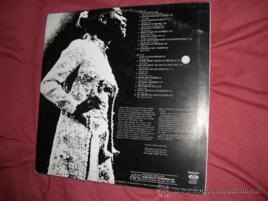 Discos de vinilo: DIONNE WARWICK LP 20 GREATEST HITS 1983 MOVIPLAY SPA VER FOTO - Foto 2 - 32106009