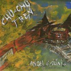 Discos de vinilo: ANGEL Y LAS GUAIS - SINGLE 7'' - EDITADO EN ESPAÑA - CHU CHU TREN + BILLY ROAD - LA GENERAL 1985. Lote 32111244
