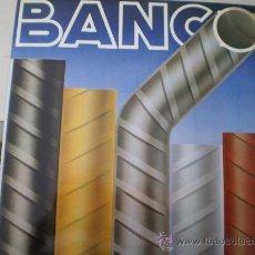 Discos de vinilo: MAXI BANCO. IMPECABLE!!! AÑO 1986. Lote 32112580