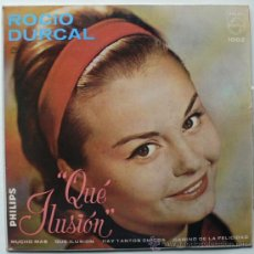 Discos de vinilo: EP DE ROCIO DURCAL......MEXICO. Lote 32114639