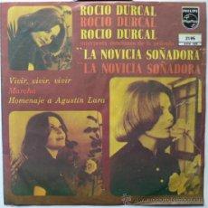 Discos de vinilo: EP DE ROCIO DURCAL......MEXICO. Lote 32114697