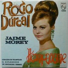 Discos de vinilo: EP DE ROCIO DURCAL......MEXICO. Lote 32114718
