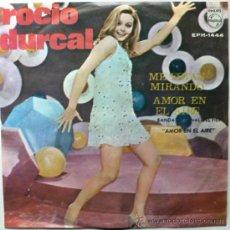 Discos de vinilo: EP DE ROCIO DURCAL......MEXICO. Lote 32114754