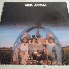 Discos de vinilo: ABBA ' ARRIVAL ' 1976 - SWEDEN LP33 POLAR MUSIC. Lote 32118166