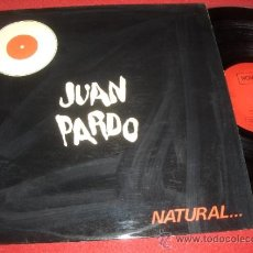 "Discos de vinilo: JUAN PARDO NATURAL / HIROSHIMA / COME BACK MX 12"" 1972 ERIKA PROMO RADIO RARO !!. Lote 32137268"
