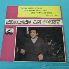 Discos de vinilo: RICHARD ANTHONY. EMI. Lote 32183577