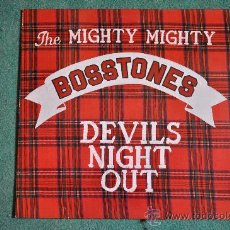 Discos de vinilo: THE MIGHTY MIGHTY BOSSTONES - DEVILS NIGHT OUT. Lote 32167436
