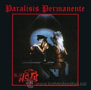 LP PARALISIS PERMANENTE EL ACTO SPANISH POST PUNK GOTH MOVIDA PEGAMOIDE ALASKA VINILO (Música - Discos - LP Vinilo - Punk - Hard Core)
