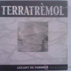 Discos de vinilo: TERRATRÈMOL - GEGANT DE FORMIGÓ. Lote 35056486