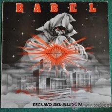 Discos de vinilo: BABEL - ESCLAVO DEL SILENCIO. Lote 32173917