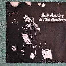Discos de vinilo: BOB MARLEY & THE WAILERS - WAR/NO MORE TROUBLE - EXODUS (MEGA RARE!). Lote 32174237