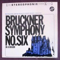 Discos de vinilo: BRUCKNER - SINFONÍA Nº 6 - VOX (USA) - EXCELENTE ESTADO . Lote 32182210