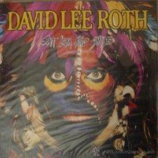 Discos de vinilo: DAVID LEE ROTH LP. Lote 32191482