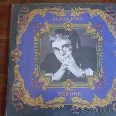 Discos de vinilo: ELTON JOHN *THE ONE*AÑO 1992 PHONOGRAM . Lote 32192094