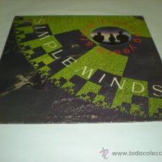 Discos de vinilo: SIMPLE MINDS – STREET FIGHTING YEARS_VINILO EDICION ESPAÑOLA_1989. Lote 32201923