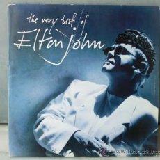 Discos de vinilo: DISCO DE VINILO DE ELTON JHON (THE VERY BEST). Lote 130719881