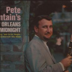 Discos de vinilo: LP-PETE FOUNTAIN-NEW ORLEANS AT MIDNIGHT-CORAL 757429-USA-STEREO-JAZZ. Lote 32213476