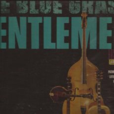 Discos de vinilo: LP-THE GENTLEMEN-BLUE GRASS-LIBERTY 3214-USA-1962. Lote 32213546