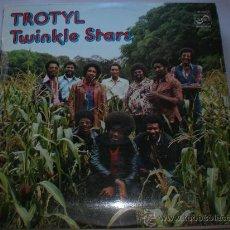 Discos de vinilo: TROTYL, TWINKLE STARS, LP ZAFIRO 1977, FUSION AFRO-LATINA, EXCELENTE ESTADO. Lote 32217866