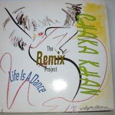 Discos de vinilo: CHAKA KHAN, LIFE IS A DANCE, 2 REMIXES LPS. WB 1989. VER TITULOS EN FOTOS ADJUNTAS,¡¡¡ NUEVO¡¡¡. Lote 32218184
