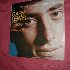 Discos de vinilo: GARY LEWIS & THE PLAYBOYS LP NEW DIRECTIONS USA LIBERTY. Lote 32218455