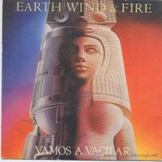 Discos de vinilo: EARTH WIND & FIRE,LET´S GROOVE DEL 81. Lote 32221432