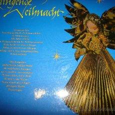 Discos de vinilo: HINGENDE WEIHNACHT, VILLANCICOS NAVIDEÑOS. Lote 32223363