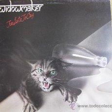Discos de vinilo: LP - WIDOWMAKER - TOO LATE TO CRY - ORIGINAL INGLES, JET RECORDS 1977, PORTADA DOBLE. Lote 57867313