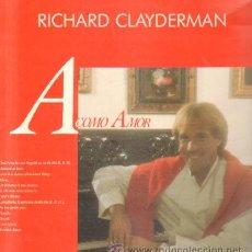 Disques de vinyle: RICHARD CLAYDERMAN - A COMO AMOR D-VARIOS-559. Lote 32230217