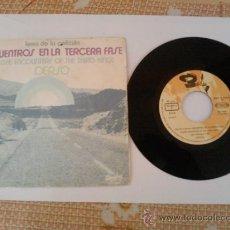Discos de vinilo: -ENCUENTROS EN LA TERCERA FASE-CLOSE ENCOUNTERS OF THE THIRD KIND- 1978. Lote 32230347