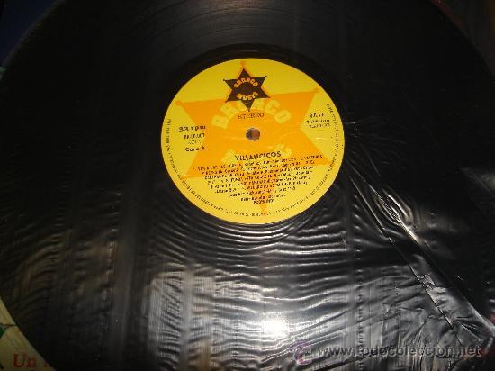 Discos de vinilo: VILLANCICOS NAVIDEÑOS, BRONCO MUSIC - Foto 2 - 32223380