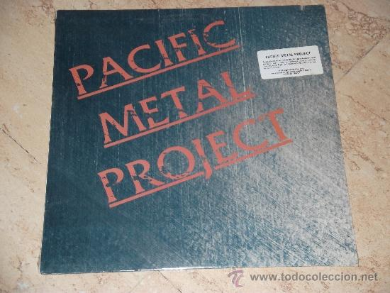 PACIFIC METALPROJECT-1985-USA-MINT/NUEVO-SIN DESPRECINTAR- (Música - Discos - LP Vinilo - Heavy - Metal)