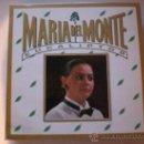 Discos de vinilo: MARIA DEL MONTE, EUCALIPTOS, MAXI-SINGLE 1989 NUEVO. Lote 40992901