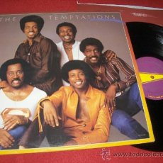 Discos de vinilo: THE TEMPTATIONS LP 1981 GORDY USA. Lote 32250041