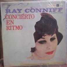 Discos de vinilo: LP DE RAY CONNIFF CON SU ORQUESTA Y CORO AÑO 1958 EDICIÓN ARGENTINA. Lote 26805502