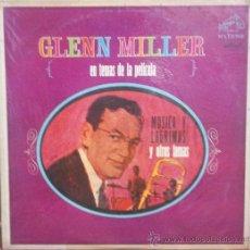 Discos de vinilo: LP RECOPILATORIO DE GLENN MILLER EDICIÓN ARGENTINA. Lote 27101440