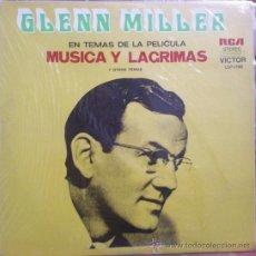 Discos de vinilo: LP ARGENTINO DE GLENN MILLER EN ESTEREO AÑO 1956 REEDICIÓN. Lote 27524600