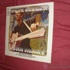 Discos de vinilo - Pete Seeger – John Henry And Other Folk Favorites LP HOL 1969 CBS VER FOTO ADICIONAL - 32278683