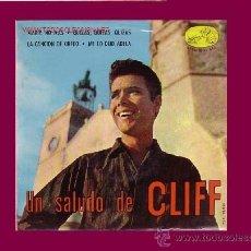 Discos de vinilo: CLIFF RICHARD CON LOS SHADOWS DISCO EP. Lote 9243626