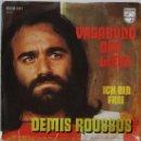 Discos de vinilo: VAGABUND DER LIEBE. DEMISS ROUSSOS.. Lote 32279631