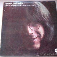 Discos de vinilo: JOHN B, SEBASTIAN, LP BMG EDIT. SPAIN 1970, NUEVO RR. Lote 32286365