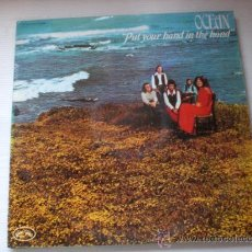 Discos de vinilo: OCEAN, PUT YOUR HAND IN THE HAND, LP SPAIN, 1972, NUEVO. Lote 44708939